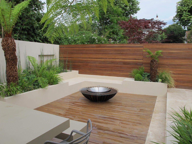 Kew garden design   Fire table, Bespoke and Gardens