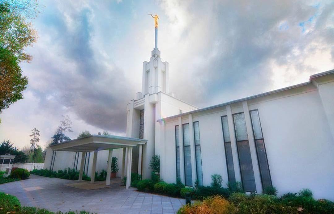 Resultado de imagen de templo santiago chile