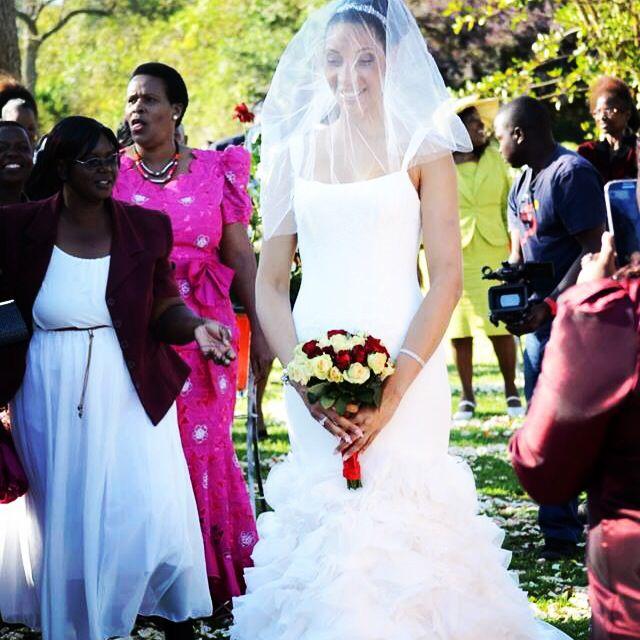 My Wedding Day...... #Zimbabwe #Harare