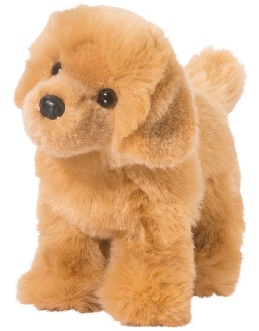 Douglas Cuddle Toys Chap The Golden Retriever 1725 Stuffed
