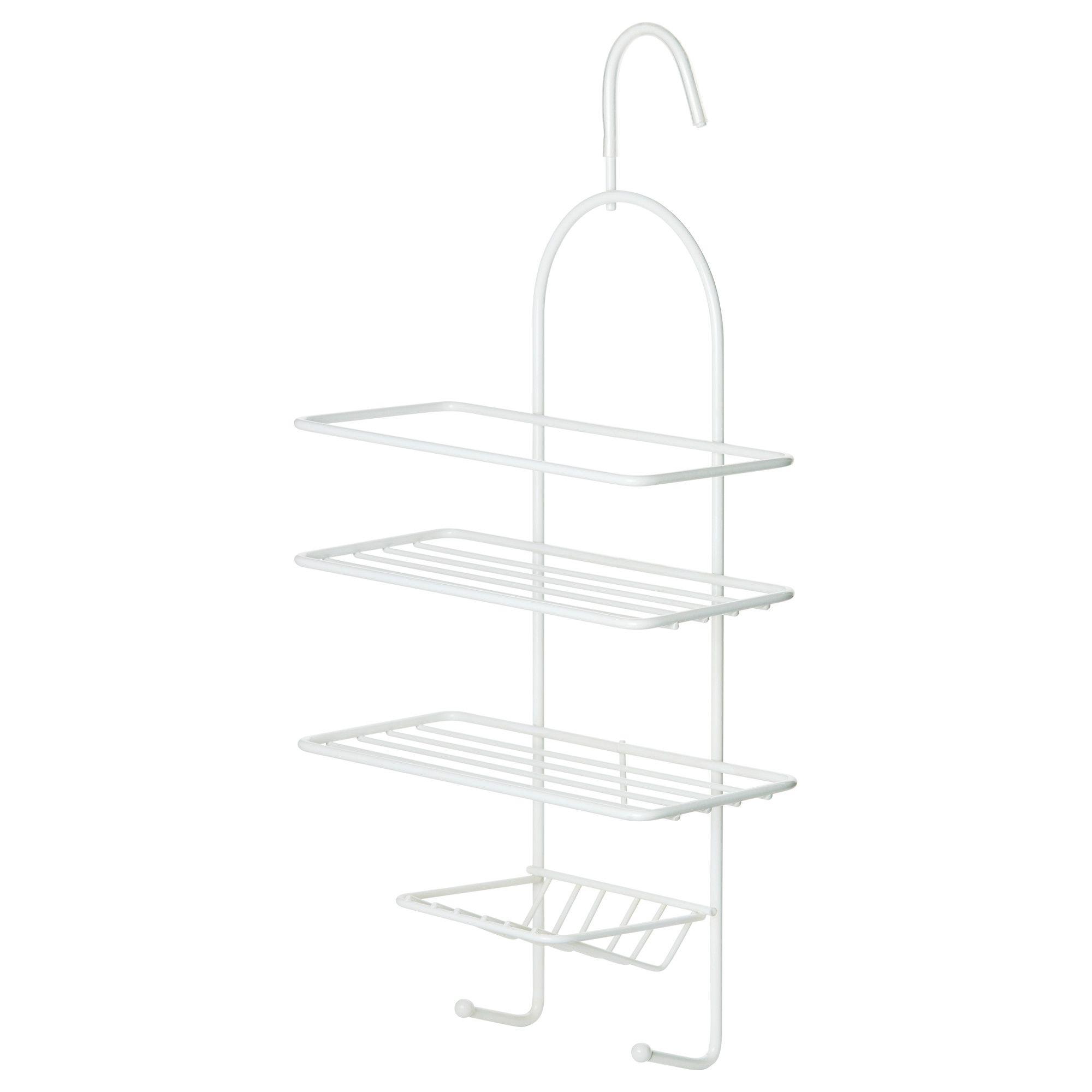 Blanken Shower Caddy White 6 99 Apt Pinterest Flats