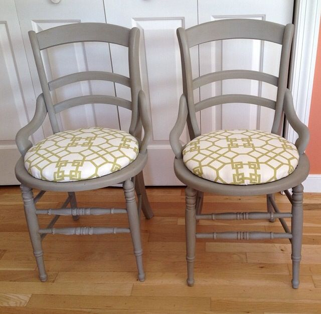 Upcycled Dining Chairs Dixie Decor Furniture Diy
