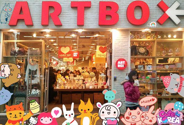 d1e19be16df ArtBox ♥ 아트박스 Korea s  1 cute stationery shop!