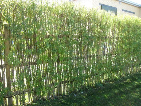 Top Weidenzaun selber machen für eine natürliche Gartengestaltung @JB_35