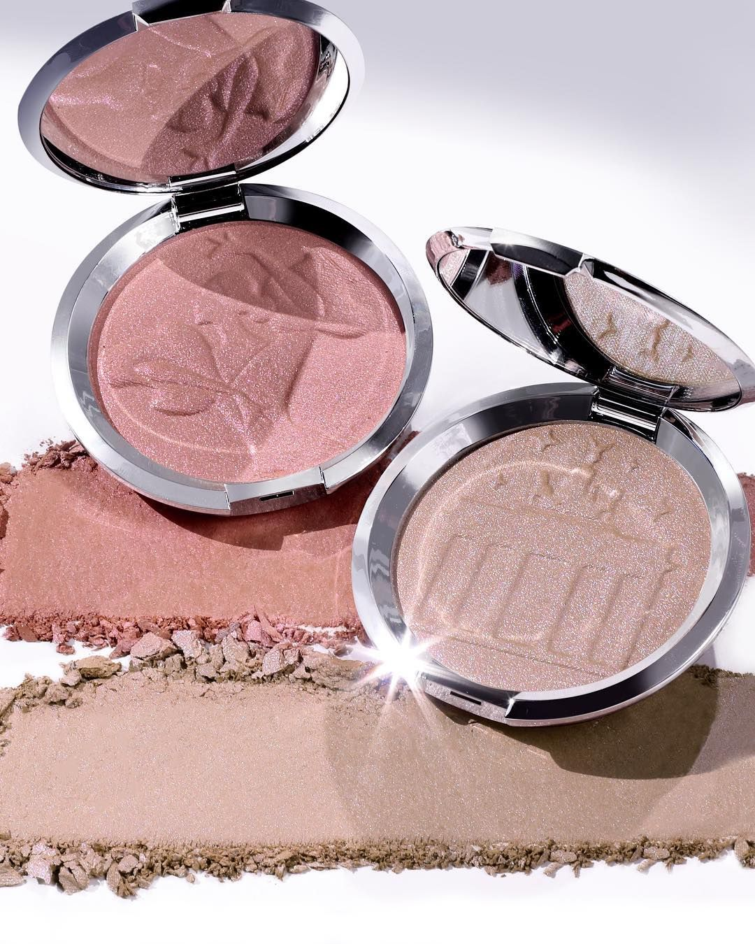 Becca X Hatice Shimmering Skin Perfector Pressed Highlighter Berlin Girl Glow Fashion And Makeup Becca Cosmetics Makeup Cosmetics Gorgeous Makeup