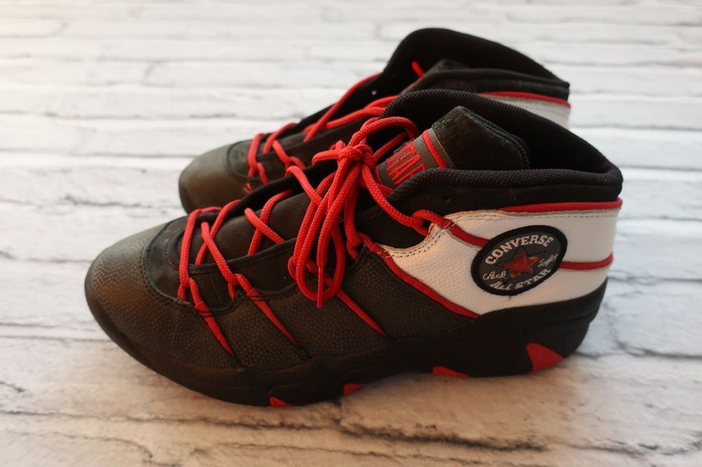 Vintage Deadstock Converse All Star 91 Dennis Rodman Basketball Shoes  Sneakers  fashion  clothing   65a25da94