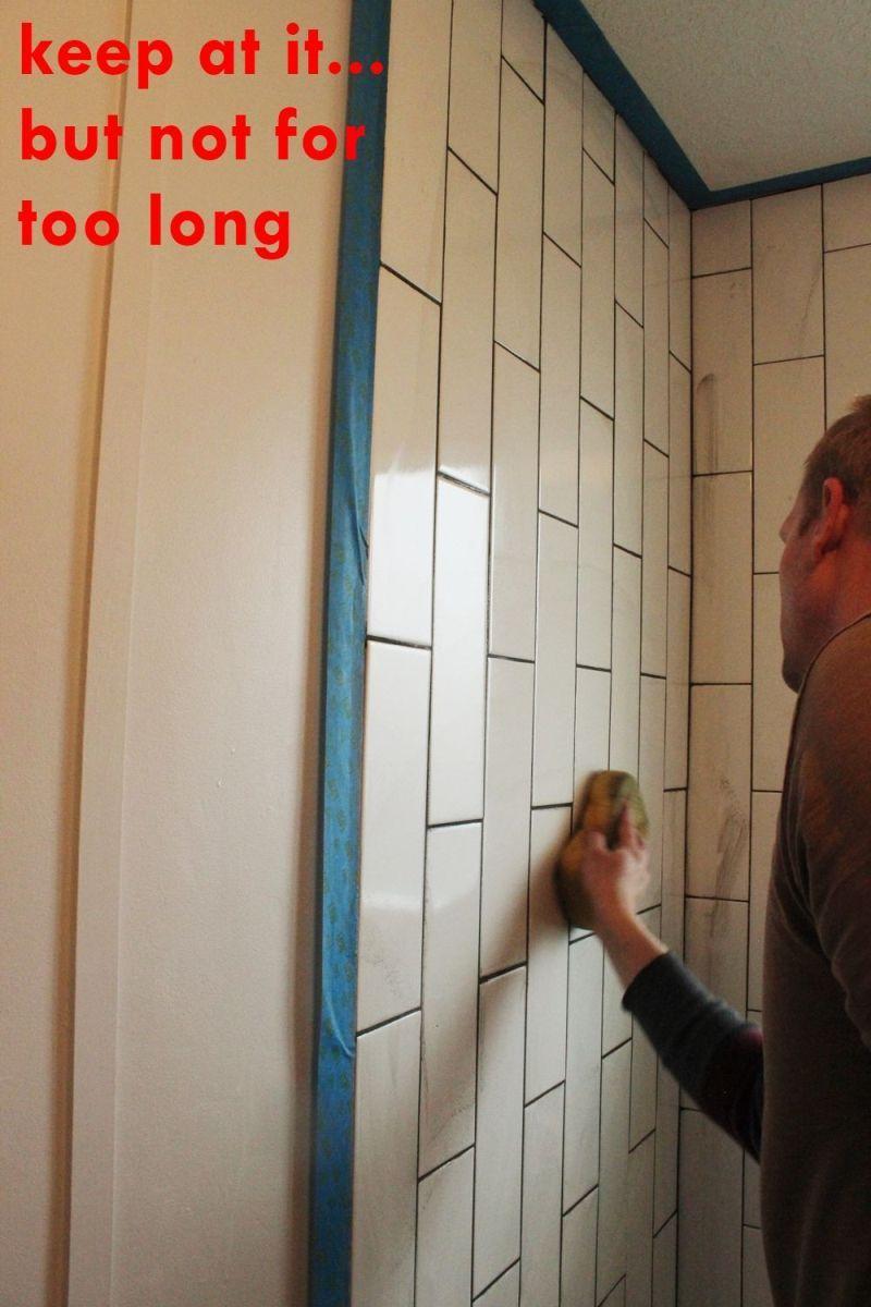 Wie Man Eine Duschwanneneinfassung Kachelt Teil 2 Verfugen Versiegeln Und Abdichten Verfugen Dusche Wanne
