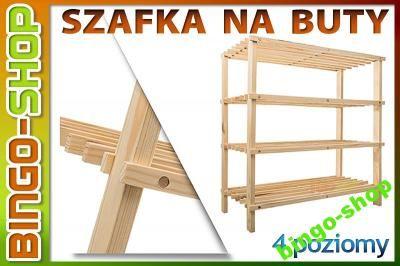 F62 Regal Na Buty Szafka Obuwie Polka Stojak Hit 4243910072 Oficjalne Archiwum Allegro
