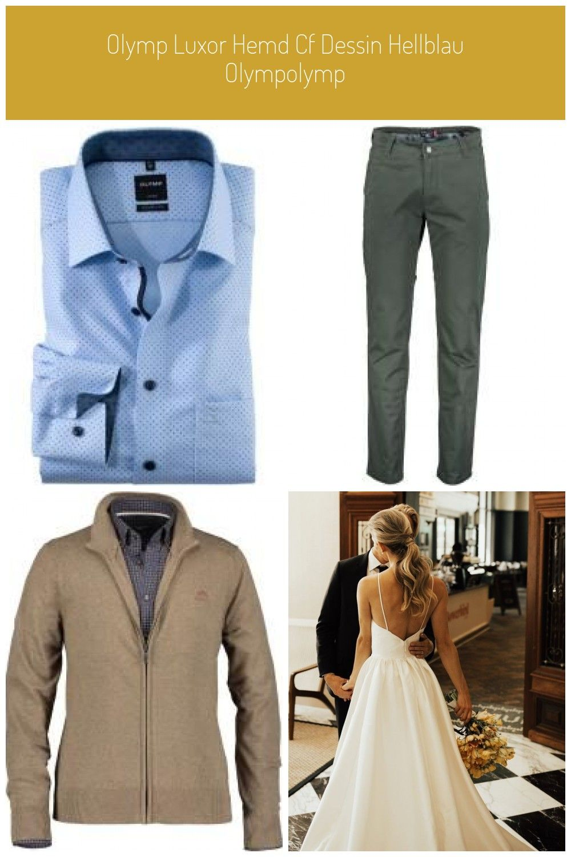 Olymp Luxor Hemd, modern fit, New Kent, Bleu, 45 Olympolymp #fitness art Olymp Luxor Hemd Cf Dessin...