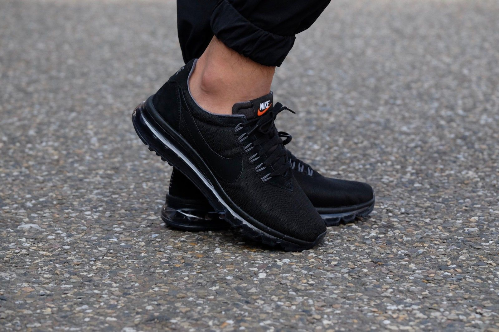 official photos b4695 98154 Nike Air Max LD-Zero Black Black-Dark Grey - 848624-005