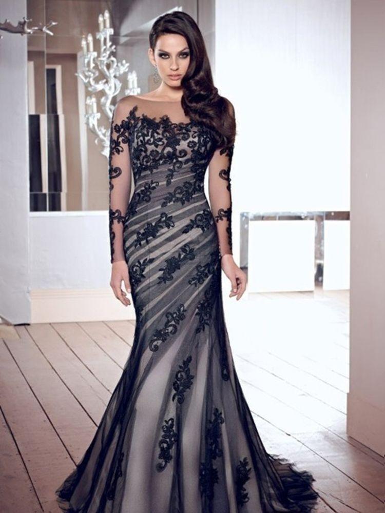 Becky Evening Gowns Dress