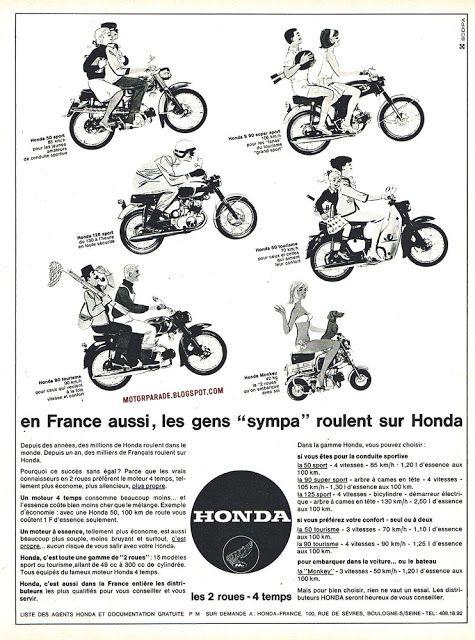 ボード「ホンダのバイク」のピン