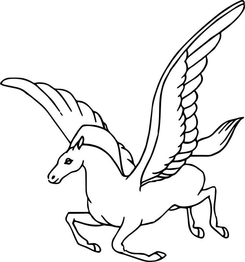 Fantasia Pegasus Coloring Pages Mermaid Coloring Pages Dog Coloring Page Princess Coloring Pages