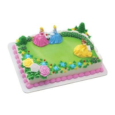 Garden Royalty Disney Princess Cake at Publix wonder if I could