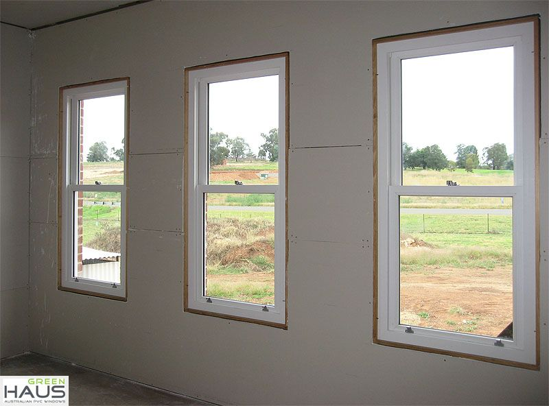 Aluminium Double Hung Windows Google Search House New Homes Outdoor Living