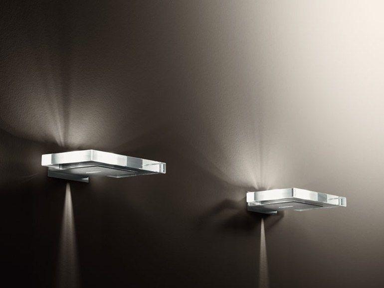 Настенный светильник tau a by de majo illuminazione lighting