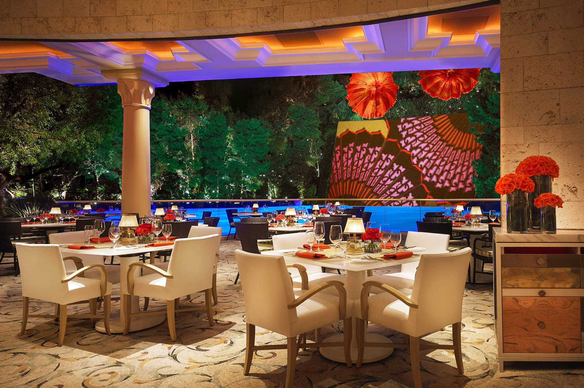 The 21 Most Romantic Restaurants In America Wynn Las Vegas