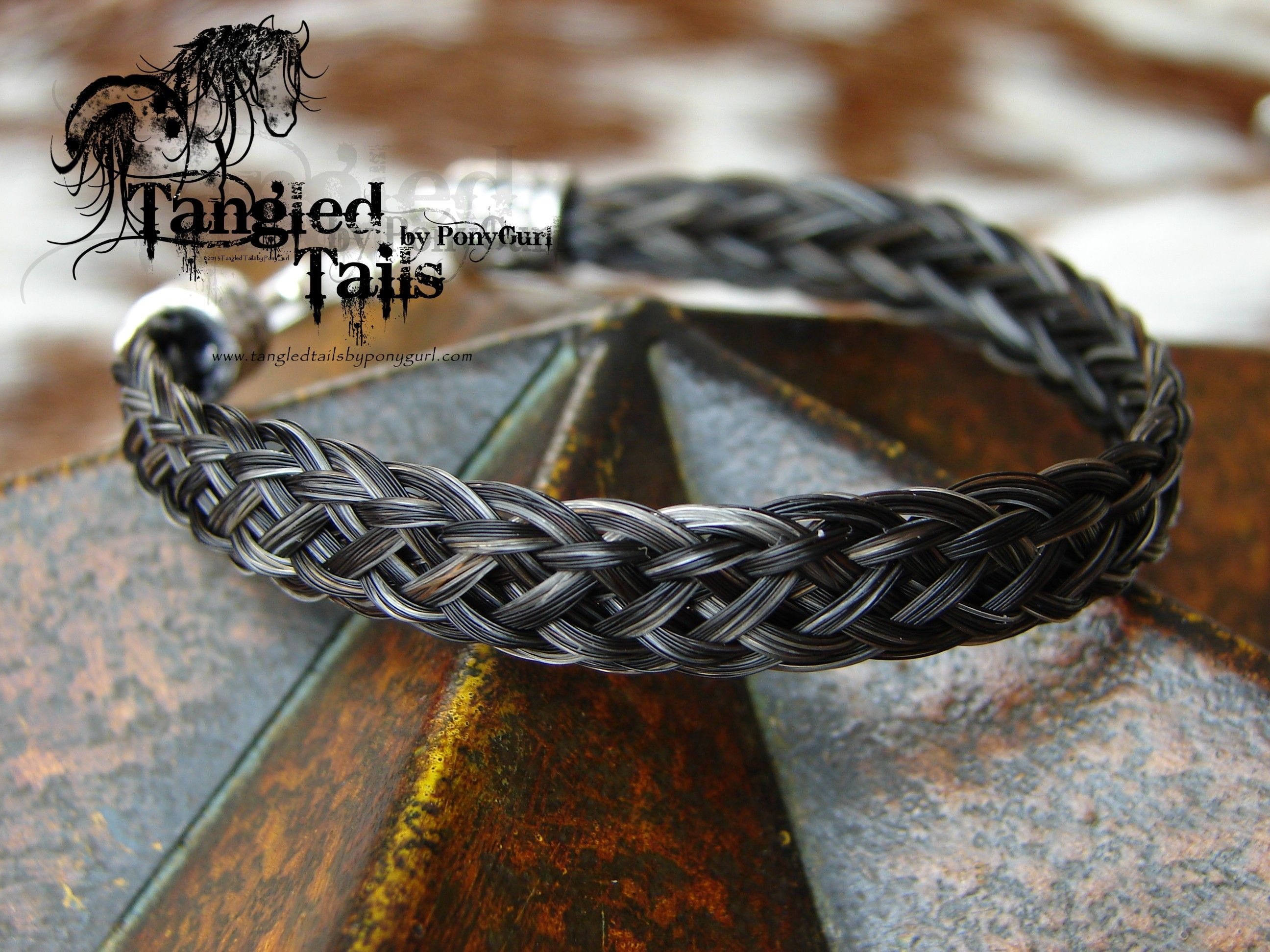Horse Hair Keepsake Bracelet / Jewelry / Custom