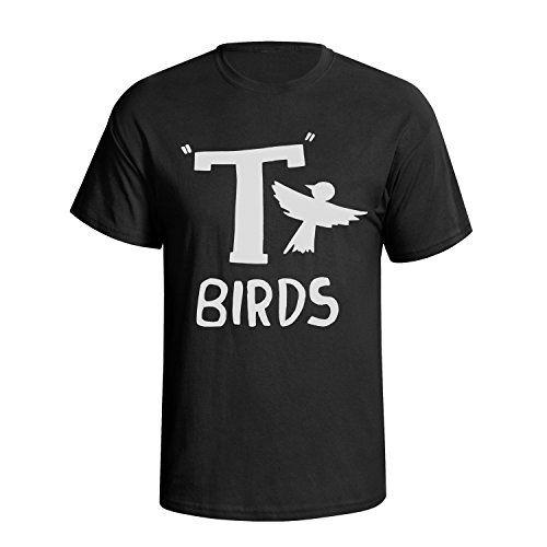 nice T-Birds Grease Fancy Dress Homme Mens T-Shirt