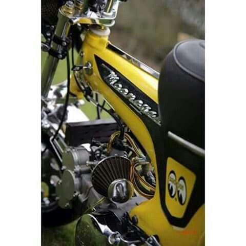 Dax Mooneyes Mooneyes Mini Bike Dax