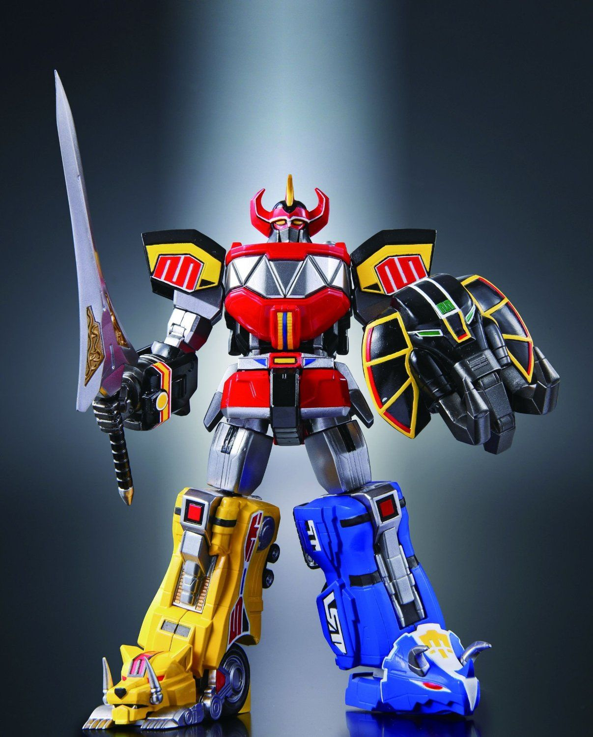 Legacy dragonzord-Mighty Morphin Power Rangers-Power Rangers-Bandai vente