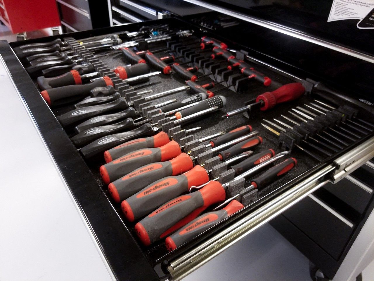 The Screwdriver Widget Add Your Email To Www Toolboxwidget Com For Updates Discounts The Modular Tool Tool Box Organization Garage Tool Storage Tool Box