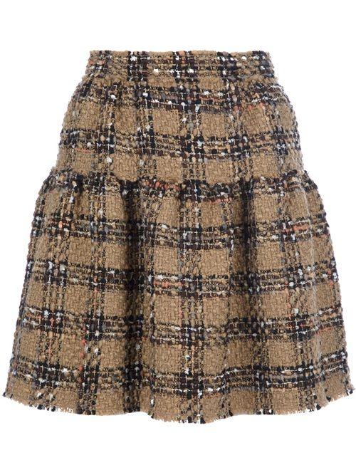 $381.00  Tessabit.com  Dolce & GabbanaTweed skirt