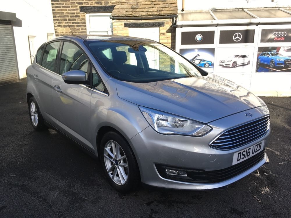 Ebay 2016 16 Reg Ford C Max Zetec Cmax Damaged Repaired Cat S Any