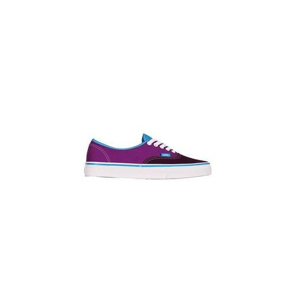 Vans Classic Authentic 2 Tone Purple Blue | Vans | The Black Sheep -... ($56) ❤ liked on Polyvore featuring shoes, vans footwear, sheepskin shoes, kohl shoes, 2 tone shoes and purple shoes