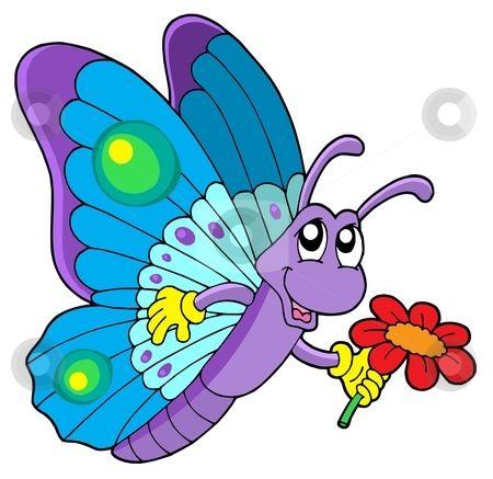 black and white line art illustration of two cartoon butterflies rh pinterest com clipart flowers and butterflies png spring flowers and butterflies clipart