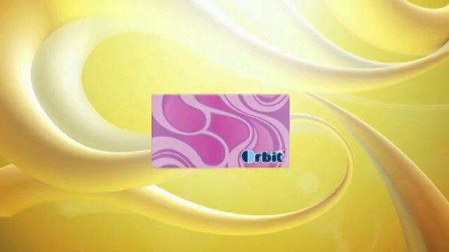 Orbit Gum, Technicolor Creative Director: Andrea Scaglione