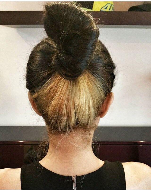 32++ Bleaching underside of hair ideas