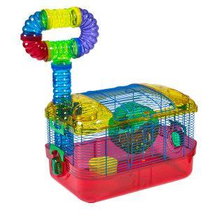kaytee crittertrail loop n play habitat hamster pinterest