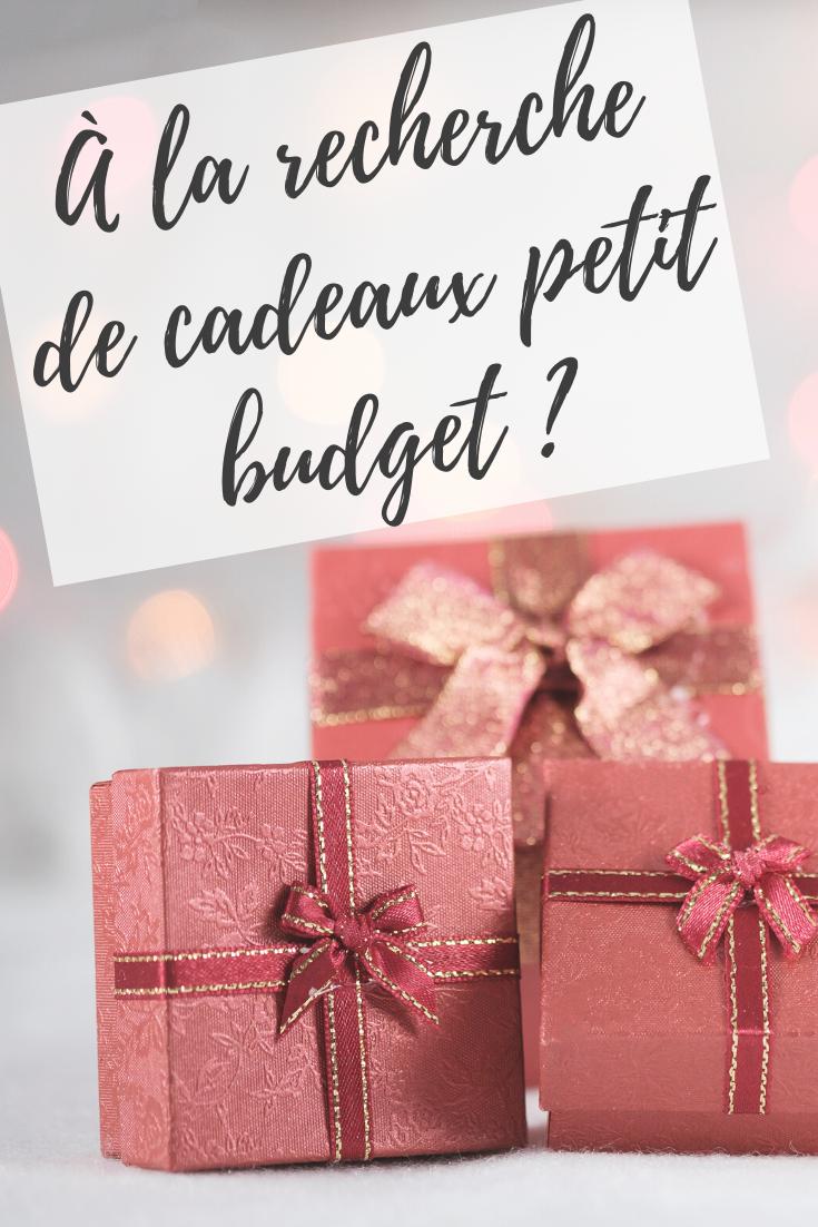 A la recherche de cadeaux petit budget pour noël ? | Gagner de l