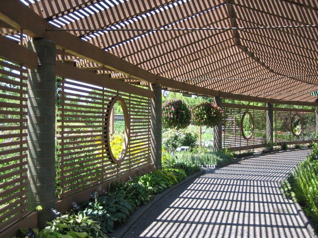 Shaded Walkway Google Search Outdoor Structures Patio Outdoor