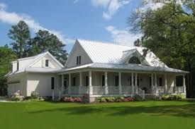 Explore Farmhouse Plans, Farmhouse Style, And More! Image Result For Single  Story Farmhouse