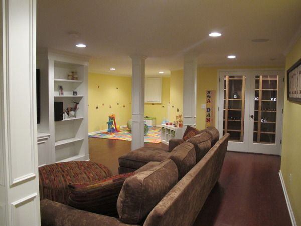 Superbe Finished Basements Plus Photo Album   Basement Finishing Project In Ann  Arbor, Michigan