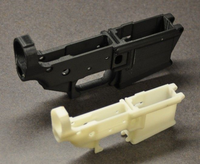 3D printing guns