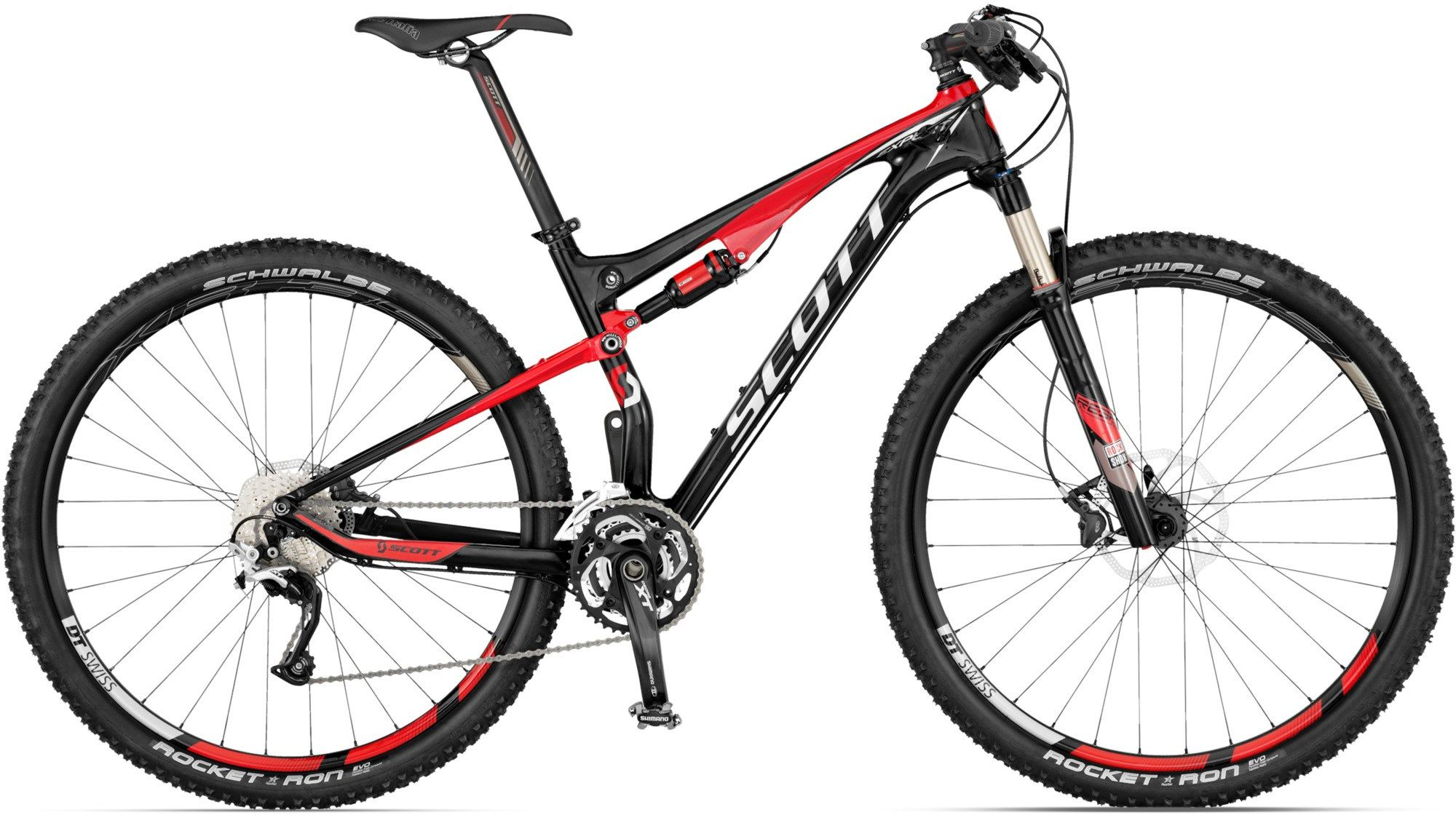 Scott Spark 29er Expert carbon full-suspension mountain bike $3469
