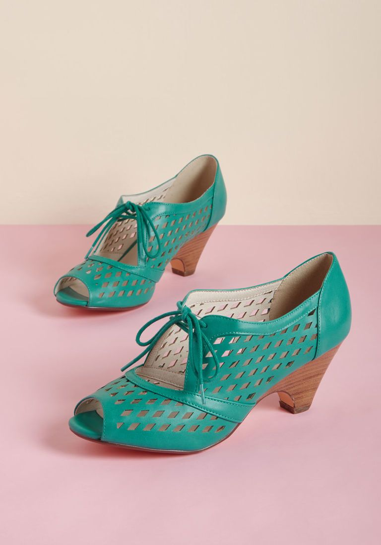 d6be976a72 Refined Strides T-Strap Heel in 2019   For the feet.   Heels, Peep ...