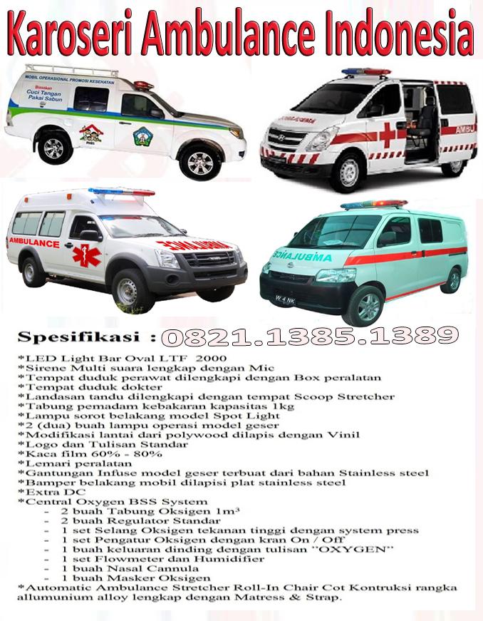 Pin Di Harga Pembuatan Mobil Ambulance Pelayanan