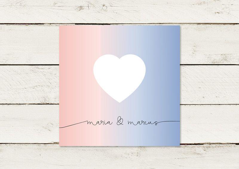 #dawandatrendfarben #lilalaunedesign #rosequartz #serenity #hochzeit # Einladung #karte #herz