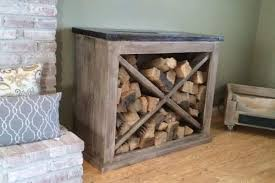 indoor firewood rack - Google Search in 2020 | Wood diy ...