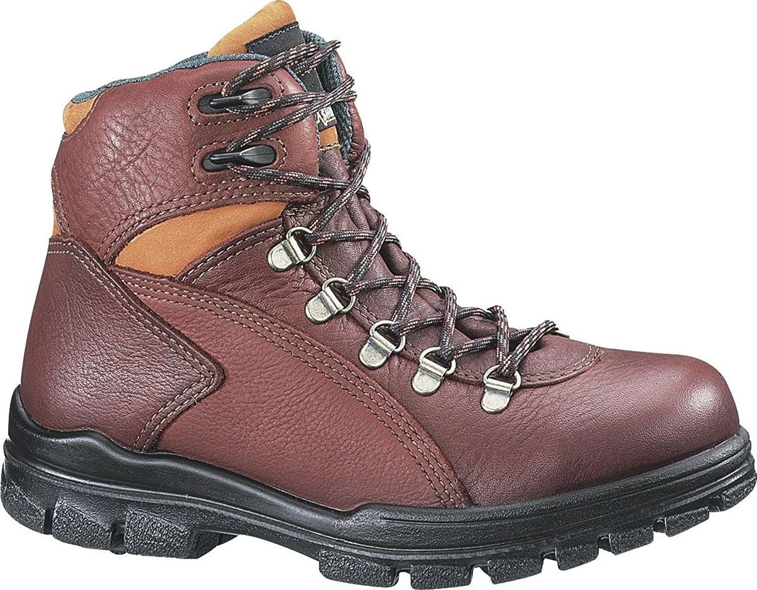Women's Wolverine DuraShocks 6' Waterproof Steel Toe EH Work Boots ...
