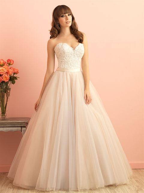 Allure Bridal Trunk Show Wedding Dresses Sweetheart Wedding
