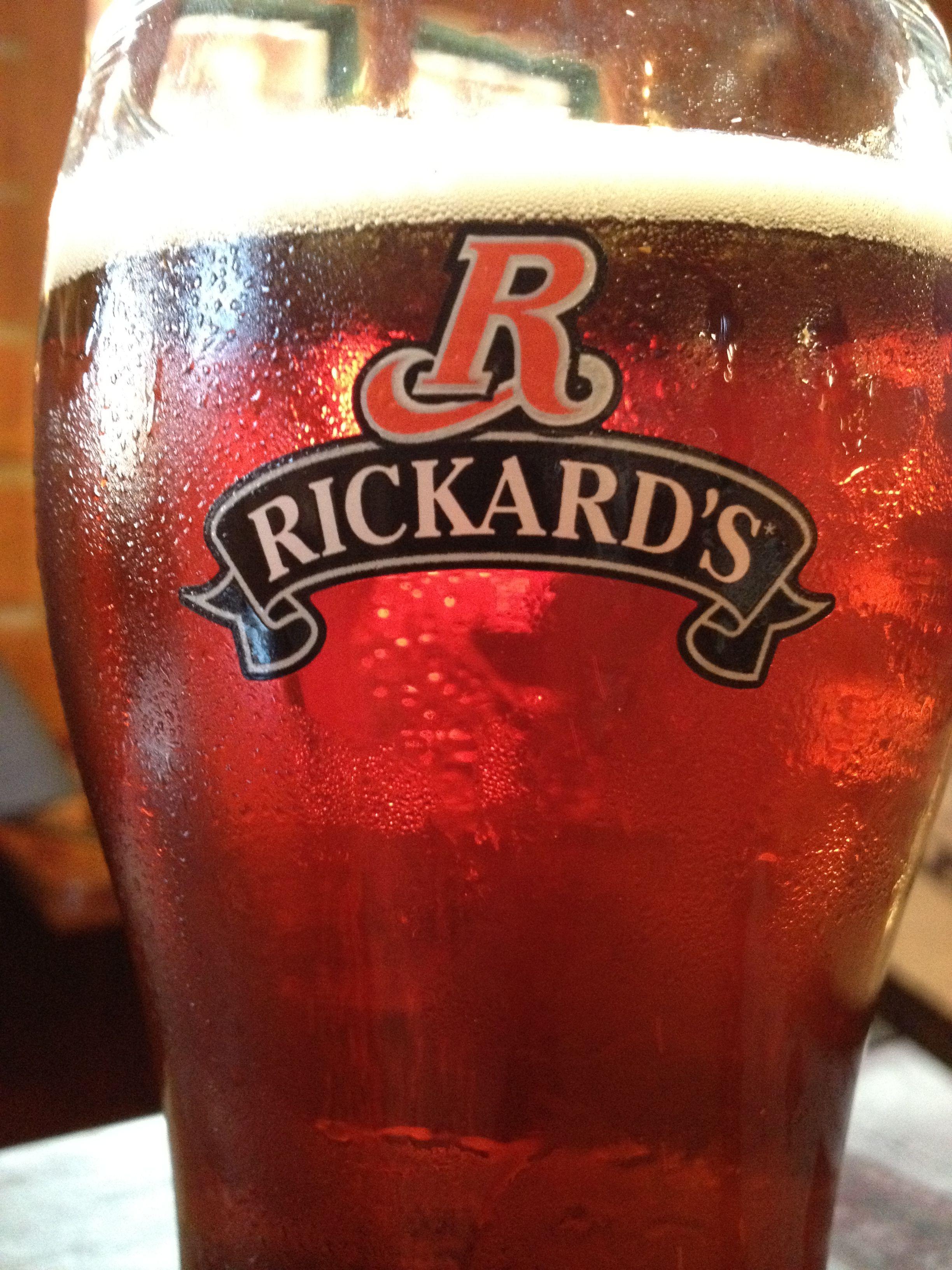 Rickard S Red A W Root Beer Specialty Beer Root Beer