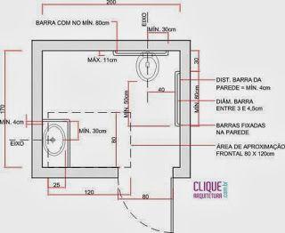 Banheiros Adaptados Como Construir Banheiros Para Deficientes
