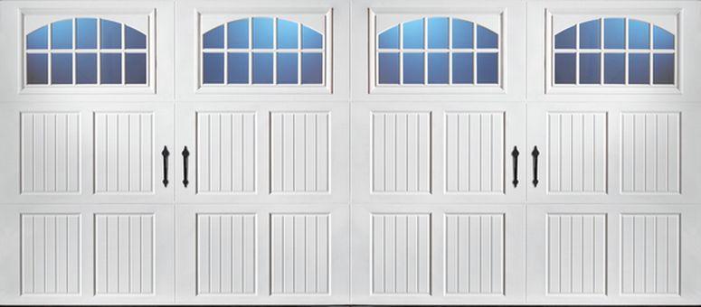 Classica Carriage House Doors Garage Doors White Garage Doors