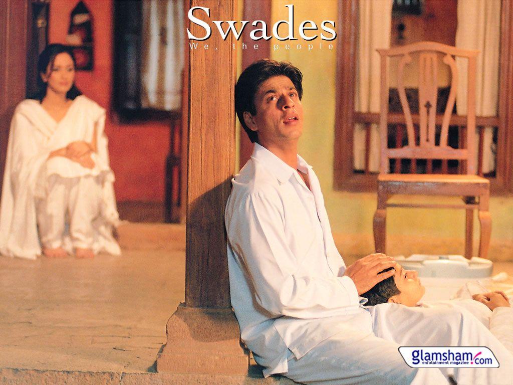 Swades Desktop Wallpapers 1245 At 1024x768 Resolution For Download Glamsham Com Shahrukh Khan Shah Rukh Khan Movies Srk Movies