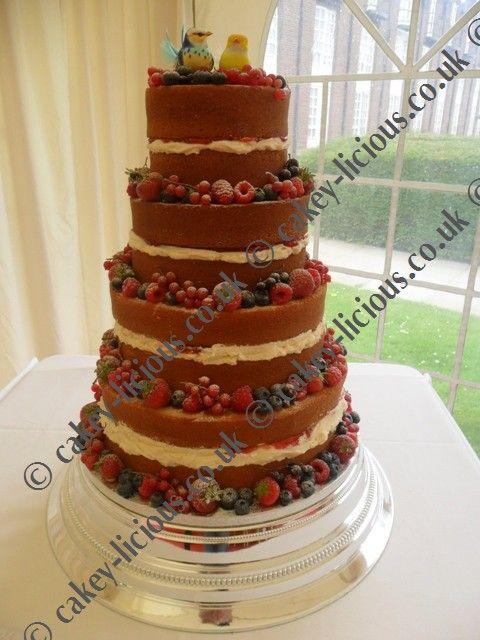 Cakey Licious Wedding Cake